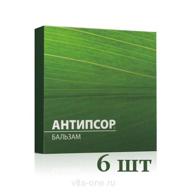 Бальзам Антипсор 6х100 мл